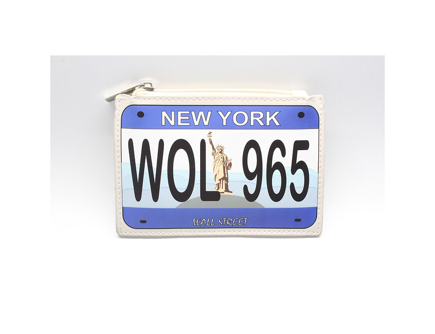 purse # Fun Licence Plate