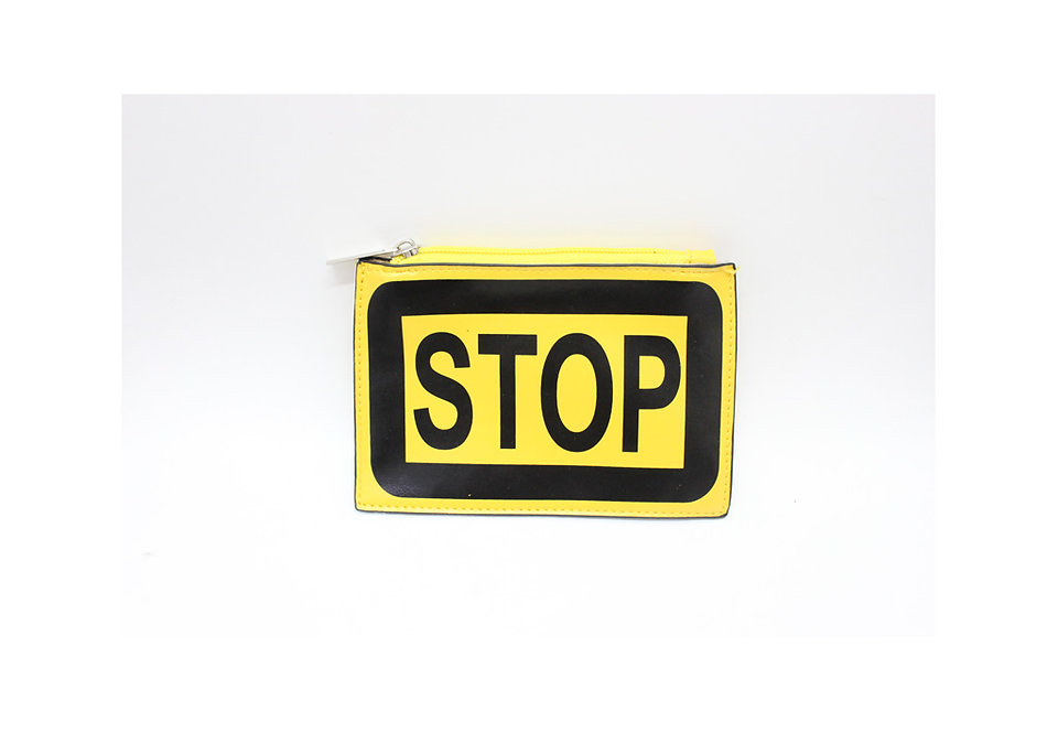 purse # stop traffic sign, stop, it is my purse