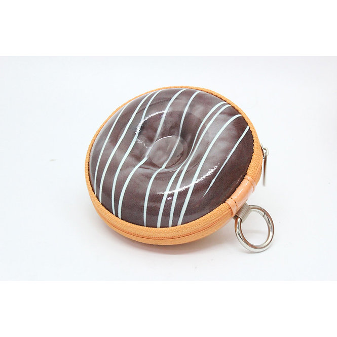 purse # donut shape, chocolate, a sweet and tasty new outfit