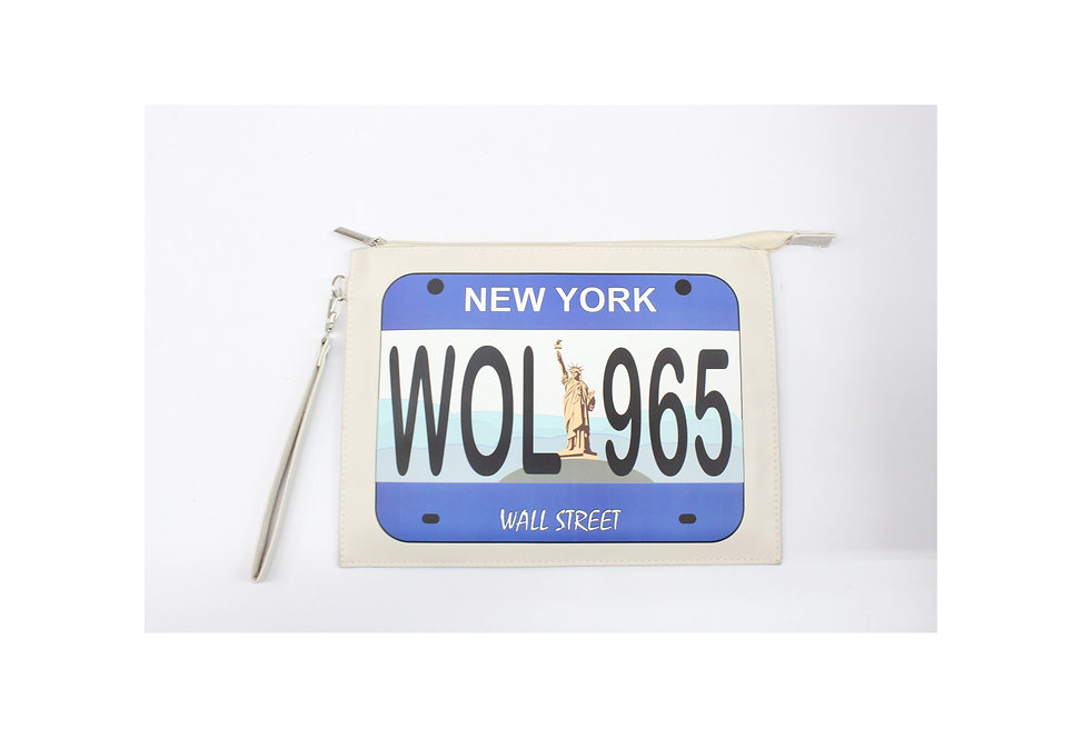 wallet  # Fun Licence Plate