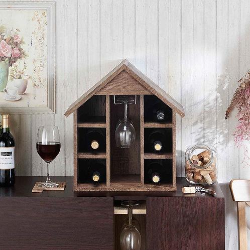 Warm House Wine Rack
