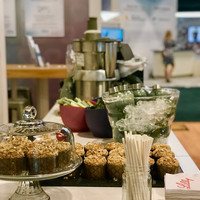 Raw Juicing and Superfoods Muffins