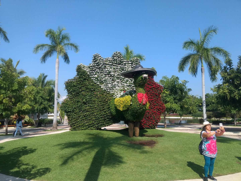 Pavo real-Jardines de Mexico- Club de Vi