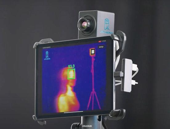 Enterprise+ iPad Temperature Detection System