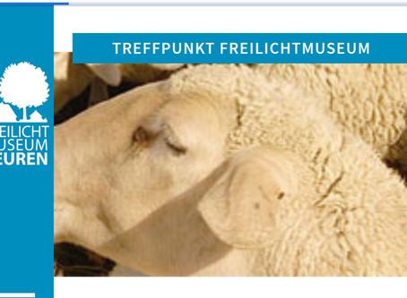 Herzlich willkommen zu den Schäfertagen im Freilichtmuseum Beuren!