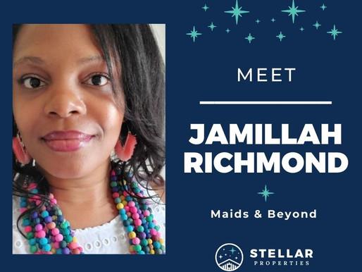 Stellar Superstars: MEET Jamillah Richmond, Maids & Beyond