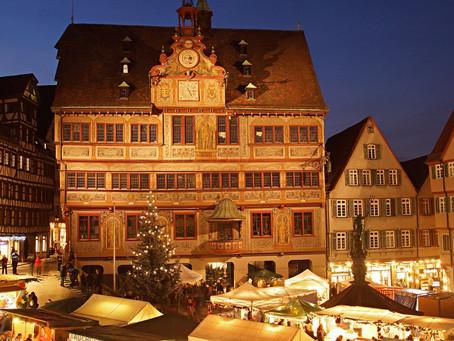 Weihnachtsmarkt Tübingen
