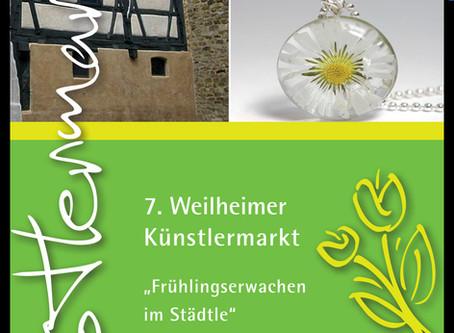 Nächster Marktermin in Weilheim unter Teck