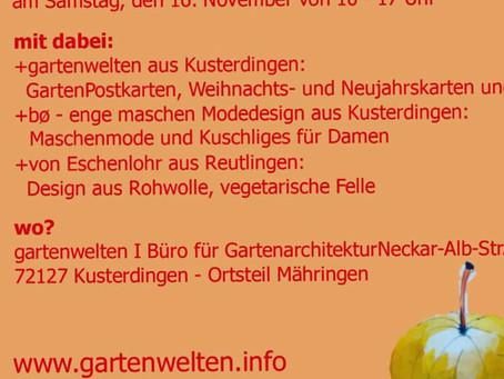 Herbstladen in Mähringen 🍃🍂🍁