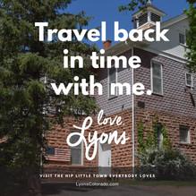 Lyons Tourism Campaign