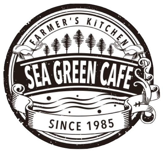 SEA GREEN CAFE ロゴ