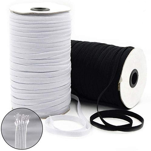 100 cm di banda elastica - altezza 1 cm