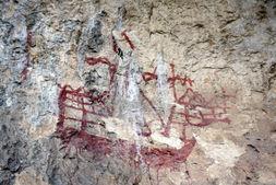 centro arte rupestre, pinturas rupestes, arte rupestre levantino, arte rupestre esquemático