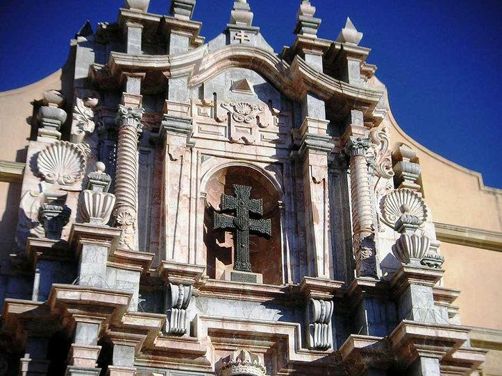 Santuario Basílica de la Vera Cruz de Ca