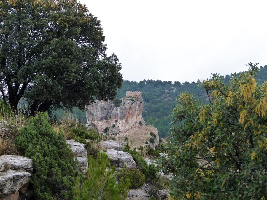 Ruta guiada por Benizar en Moratalla