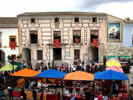 Nuevas fechas para el Mercadillo artesanal El Mesoncico de Cehegín