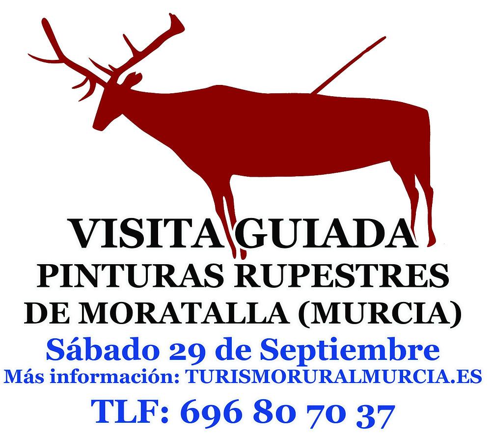 VISITA GUIADA PINTURAS RUPETRES