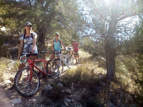 bicicleta, rutas bicicletas, rutas bicicleta moratalla