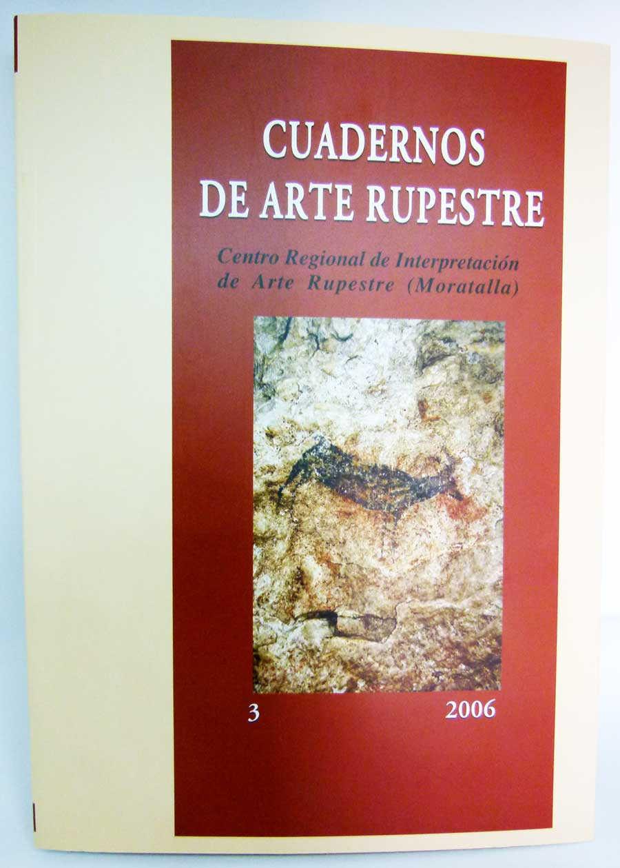 25€-Libro Cuadernos de Arte Rupestre III