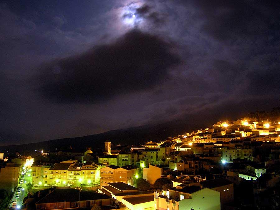 Noche en Moratalla