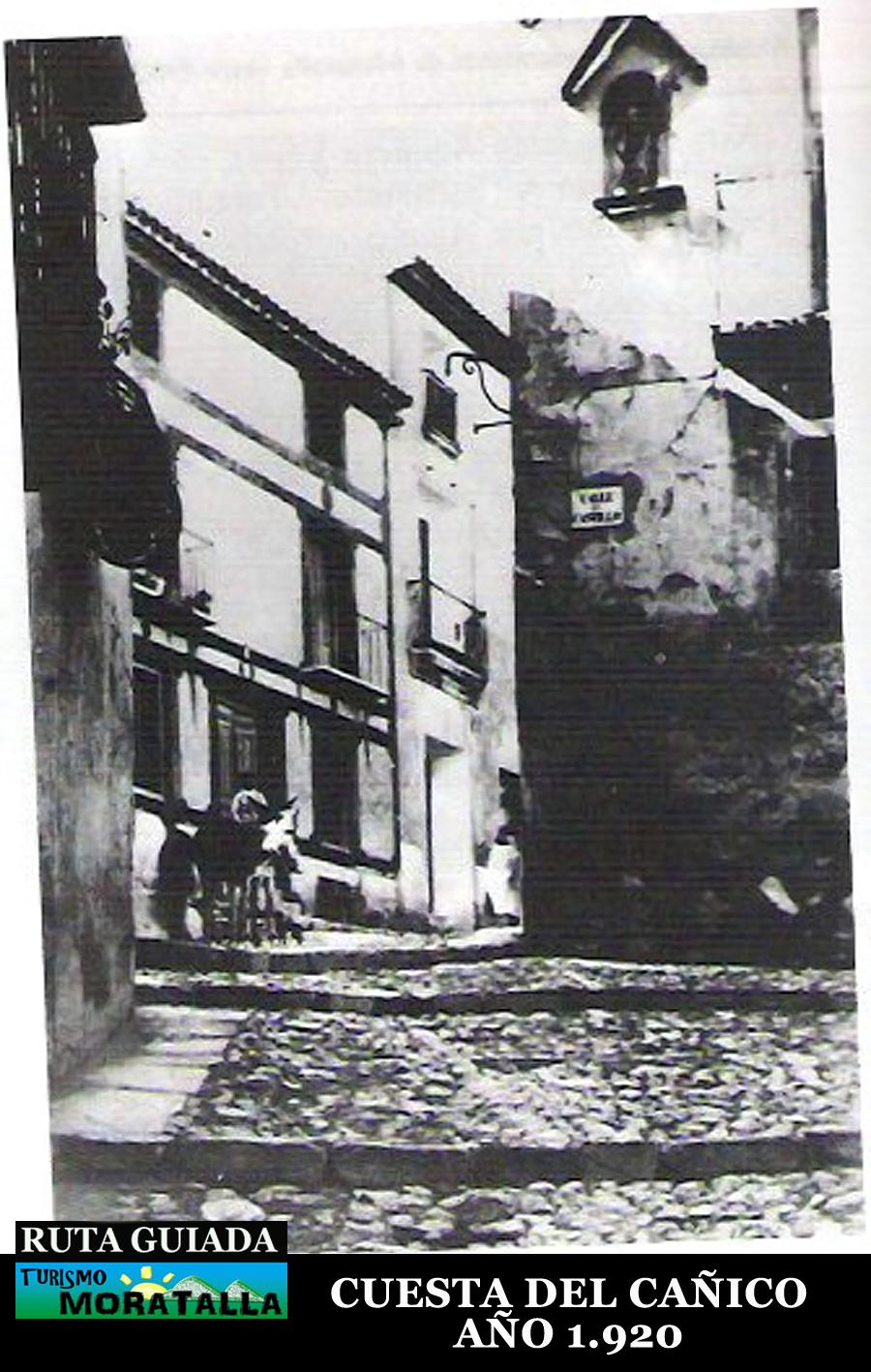 Calles de Moratalla