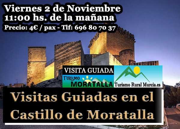 Castillo de Moratalla Murcia