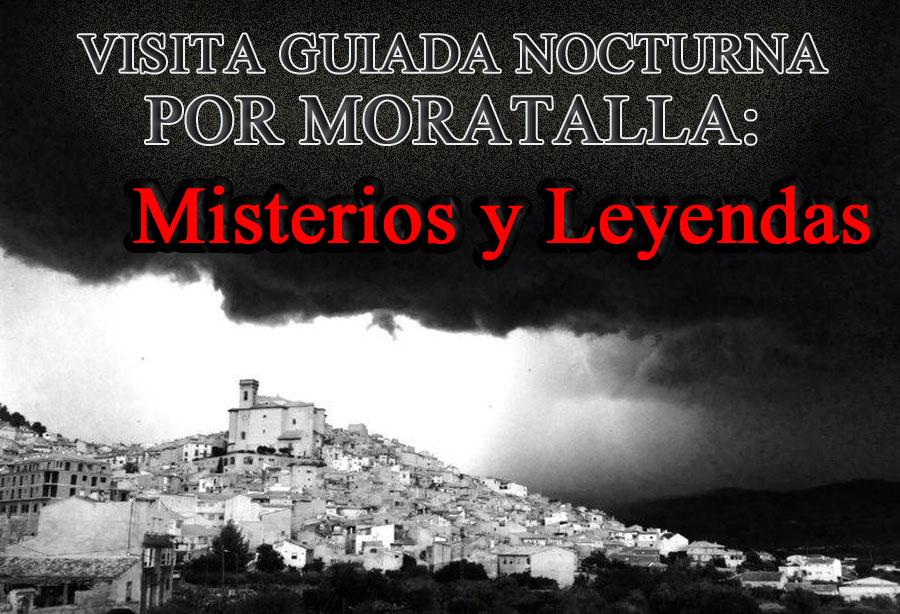 Visita guiada nocturna por Moratalla