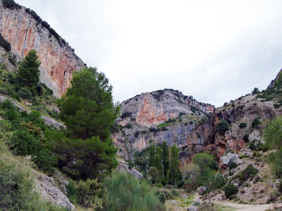 Rincón de la Cuevas en Benizar
