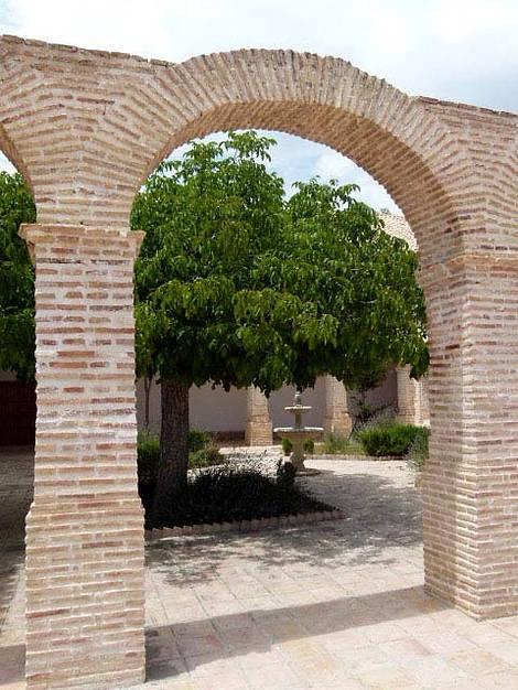 Arco Casa de Cristo en Moratalla