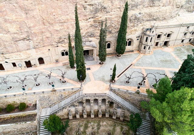 Calasparra, Murcia, Santuario Virgen de la Esperanza, turismo calasparra, calasparra turismo