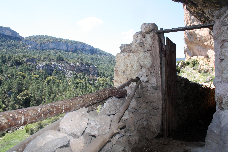 Aprisco de ganado en Moratalla