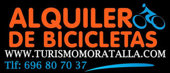 alquiler bicicletas moratalla, alquiler bicicletas murcia, alquiler bicicletas
