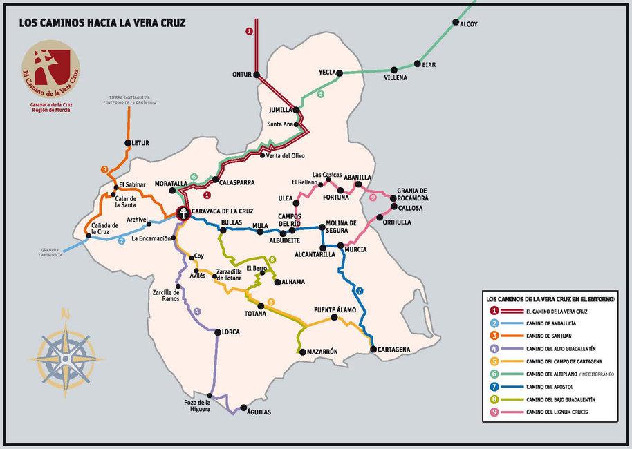 caravaca de la cruz, cruz de caravaca, caravaca, ruta caravaca, ruta guiada caravaca, guía caravaca, turismo caravaca