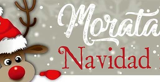 Programa de actividades en Navidad 2019 en Moratalla