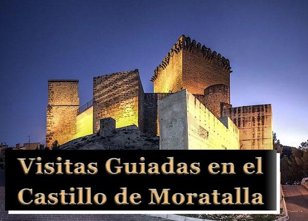 Visitas guiadas Castillo Moratalla