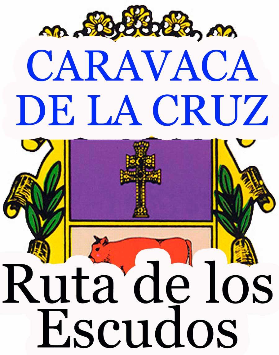 Ruta de los escudos en Caravaca de la Cr