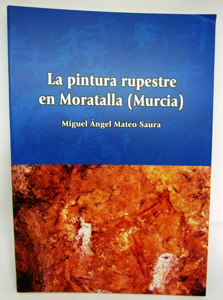 30€-Libro Arte Rupestre en Moratalla