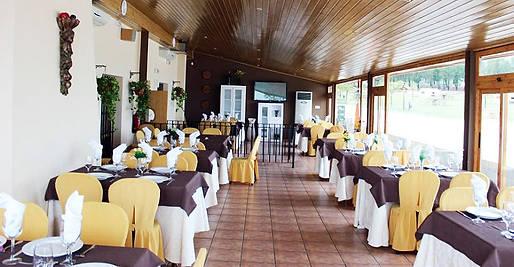 Interior restaurante La Pastora en Moratalla