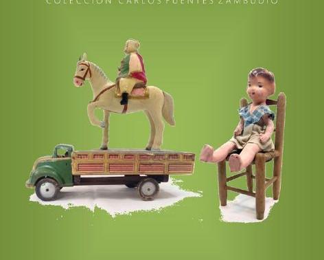 Exposición de juguetes del siglo pasado en el Museo de la Fiesta de Caravaca de la Cruz