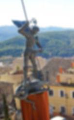 San-Jorge-y-el-dragón-en-Bañeres-(Valenc