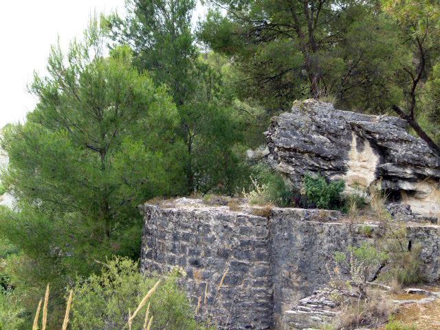 Molino de Bolvonegro en Moratalla