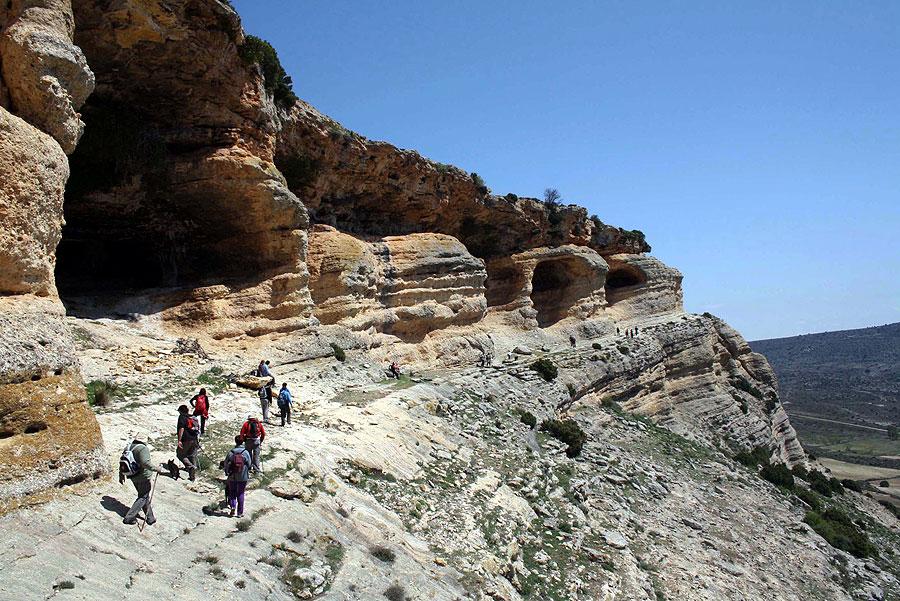 Cuevas de Zaén Moratalla