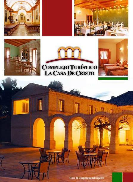 Complejo de turismo Casa de Cristo en Moratalla