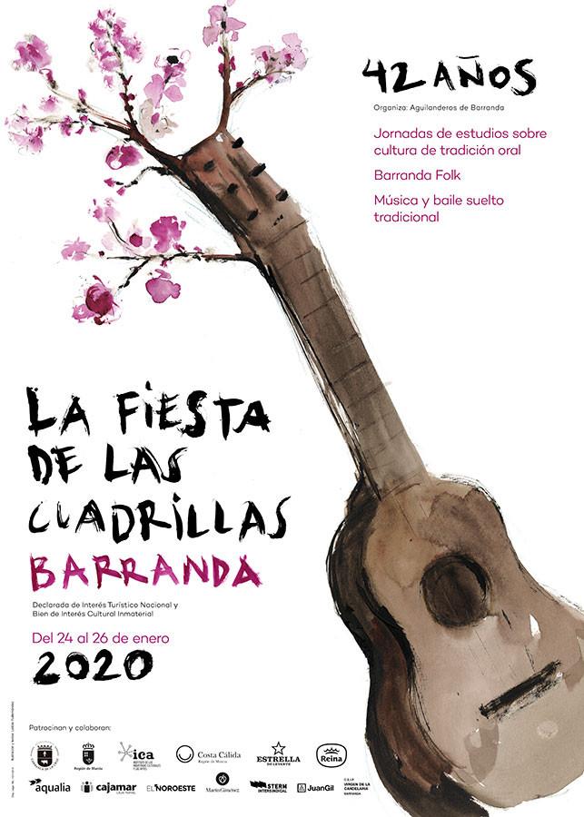 Fiesta de la Cuadrillas en Barranda 2020