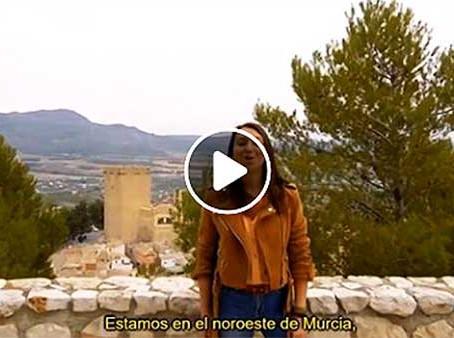 La 2 de TVE emite el programa Murcia Noroeste de las Rutas de Verónica