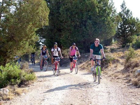 alquiler bicicletas moratalla, alquiler bicicletas, BTT, MTB