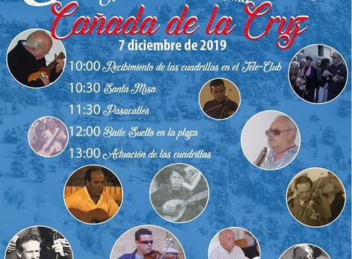 XXIV Junta de Cuadrillas en Cañada de la Cruz, Moratalla, Región de Murcia
