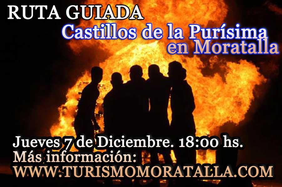 Castillos Purísima Moratalla Murcia