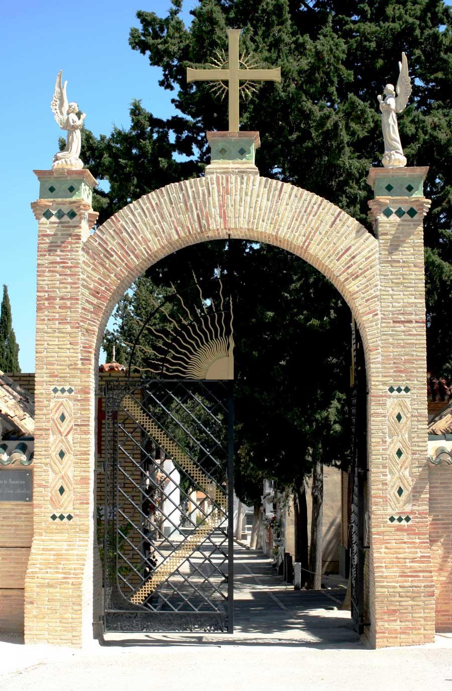 Cementerio de Moratalla