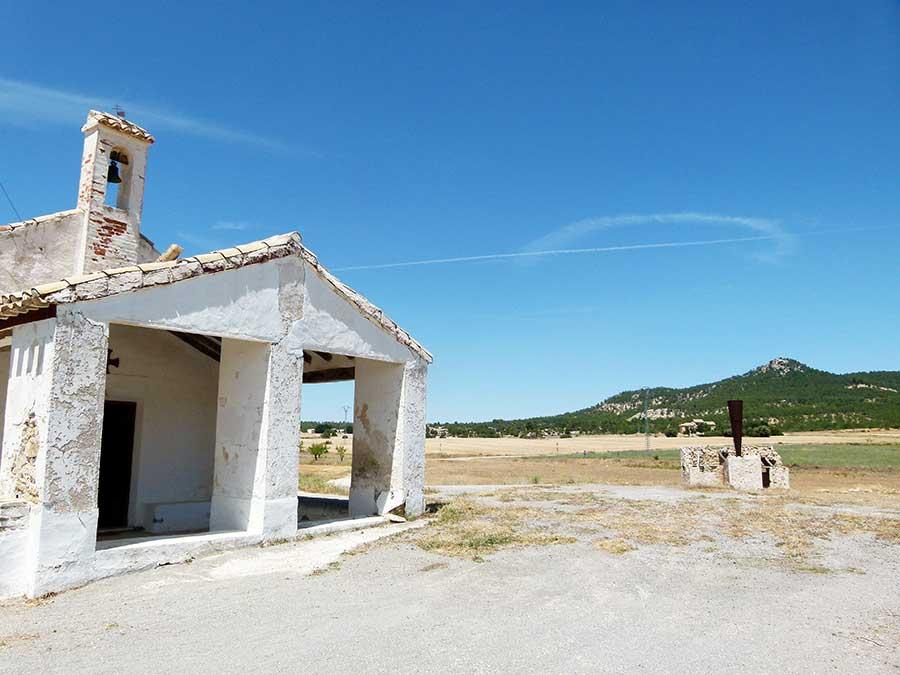 ermita de San Pedro en Moratalla